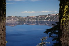 AU3A2572 (MegachromeImages) Tags: crater lake national park or oregon volcano water