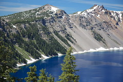AU3A2613 (MegachromeImages) Tags: crater lake national park or oregon volcano water