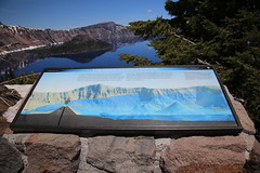 AU3A2451 (MegachromeImages) Tags: crater lake national park or oregon volcano water