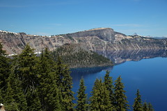 AU3A2405 (MegachromeImages) Tags: crater lake national park or oregon volcano water