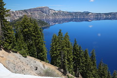 AU3A2402 (MegachromeImages) Tags: crater lake national park or oregon volcano water