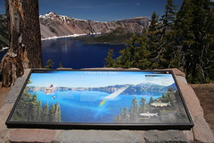 AU3A2371 (MegachromeImages) Tags: crater lake national park or oregon volcano water