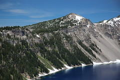 AU3A2370 (MegachromeImages) Tags: crater lake national park or oregon volcano water