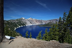 AU3A2368 (MegachromeImages) Tags: crater lake national park or oregon volcano water