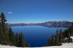 AU3A2391 (MegachromeImages) Tags: crater lake national park or oregon volcano water