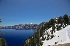 AU3A2382 (MegachromeImages) Tags: crater lake national park or oregon volcano water