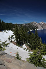 AU3A2358 (MegachromeImages) Tags: crater lake national park or oregon volcano water