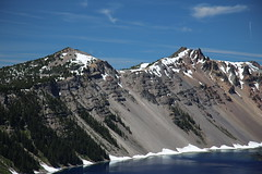 AU3A2580 (MegachromeImages) Tags: crater lake national park or oregon volcano water
