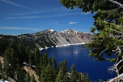 AU3A2578 (MegachromeImages) Tags: crater lake national park or oregon volcano water