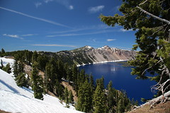 AU3A2576 (MegachromeImages) Tags: crater lake national park or oregon volcano water