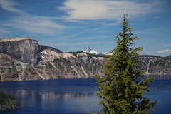 AU3A2575 (MegachromeImages) Tags: crater lake national park or oregon volcano water