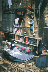 1693429-R1-10-13A-2 (lakonian117) Tags: film snapshot street color grain ricoh urban