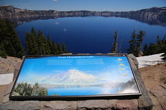 AU3A2404 (MegachromeImages) Tags: crater lake national park or oregon volcano water