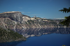 AU3A2366 (MegachromeImages) Tags: crater lake national park or oregon volcano water