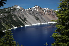 AU3A2357 (MegachromeImages) Tags: crater lake national park or oregon volcano water