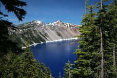 AU3A2356 (MegachromeImages) Tags: crater lake national park or oregon volcano water