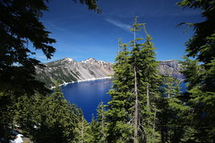 AU3A2355 (MegachromeImages) Tags: crater lake national park or oregon volcano water