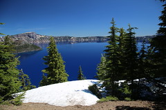 AU3A2351 (MegachromeImages) Tags: crater lake national park or oregon volcano water