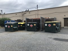 Penn Waste dumpsters (IWS-15) Tags: recycling recycle trash garbage refuse dumpster pennwaste