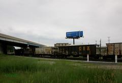 Q329 @ Pleasant St. Tower (PPWIII) Tags: grandrapids csx pleasant st tower demo grand elk amtrak trains railroad mow