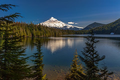 Lost Lake Afternoon (Cole Chase Photography) Tags: mthood hoodriver volcano oregon pacificnorthwest spring