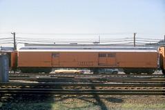 CB&Q 250060 (Chuck Zeiler 48Q) Tags: cbq 250060 burlington railroad mow baggage car chicago train chuckzeiler chz