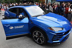 The Yorkville Exotic Car Show (6 Photography) Tags: the yorkville exotic car show 2019 lamborghini urus grand touring automobiles