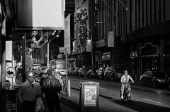 The Manhattan Project 3 (Paul B0udreau) Tags: newyorkcity nyc usa photoshop canada ontario paulboudreauphotography niagara d5100 nikon nikond5100 raw layer nikkor50mm18 people contrast sunlight lateday harshlight street bw monotone barrymore