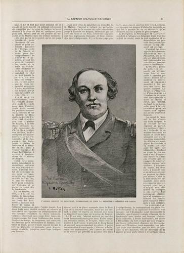 La Dépêche coloniale illustrée - 15 février 1909 - Số báo cách nay 110 năm, Kỷ niệm 50 năm ngày chiếm SAIGON (4)