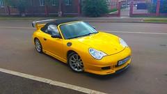 Porsche 911[996] Cabriolet by Gemballa (ZabooVL) Tags: russia siberia krasnoyarsk porsche 911 996 carrera cabriolet gemballa