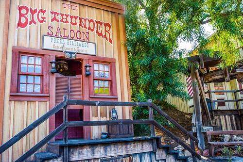 Big Thunder Mountain Railroad - Disneyland