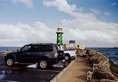 EKTAR 100 110619-027 (brett.m.johnson) Tags: ektar100mthenryfremantlesouthmolejune2019c41 fremantle mthenry bridge canningriver westernaustralia perth exktar 100 c41 processingtank