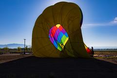 Hot Air Balloon Ride - Albuquerque, New Mexico (BeerAndLoathing) Tags: spring rp newmexicotrip canon rainbowryders roadtrip trips albuquerque usa hotairballoon canonef1740mmf4lusm canoneosrp newmexico 2019 balloonride nm april