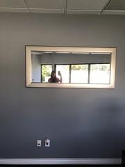 164/365 (boxbabe86) Tags: iphone8plus valencia reflection mirror work 365days friday