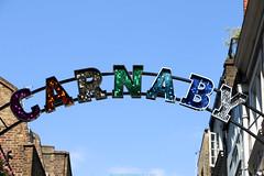 Carnaby Street (Rick & Bart) Tags: london city uk urban rickvink rickbart canon eos70d carnabystreet rainbow colour sign streetphotography soho