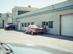 San Jose, California (bior) Tags: pentax645d mediumformat sanjose california car classiccar