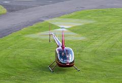 G-OHAS R66, Scone (wwshack) Tags: egpt helicopter psl perth perthkinross perthairport perthshire r66 robinson scone sconeairport scotland gohas