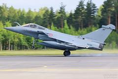 140 / 7-GS French Air Force Dassault Rafale C, EFTU, Finland (Sebastian Viinikainen.) Tags: 7gs franceairforce armee dassault rafale fighter eftu turkuairshow2019