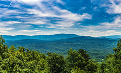 Look Rock (mikerhicks) Tags: gsmnp gatlinburg greatsmokymountainspark hdr hiking maryville montvalesprings nationalpark nature panorama sonya6500 sonyimages tennessee tremont usa unitedstates outdoors