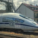 Blauer ICE TD 605 006 der Deutschen Bahn