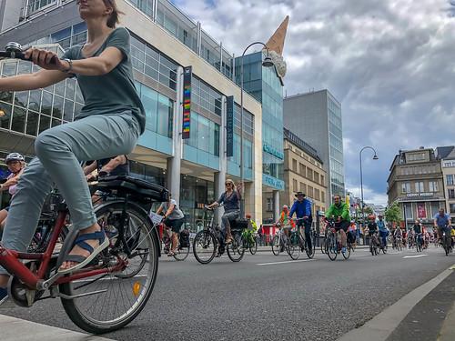 Fahrradfahren Köln