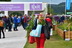 Exit Crowd (Bri_J) Tags: rhs chatsworthflowershow2019 chatsworthhouse edensor derbyshire uk chatsworth flowershow nikon d7500 exit crowd plantsales