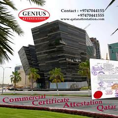 #Commercial #Certificate #Attestation #Qatar (qatar123attestation) Tags: kuwait embassy attestation commercialcertificateattestation|attestation mea apostille certificate services qatar