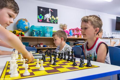 IX Turniej Szachowy o Mistrzostwo Przedszkola Europejska Akademia Dziecka-1