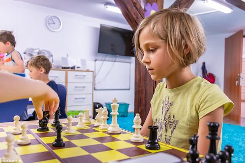 IX Turniej Szachowy o Mistrzostwo Przedszkola Europejska Akademia Dziecka-44
