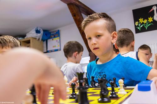 IX Turniej Szachowy o Mistrzostwo Przedszkola Europejska Akademia Dziecka-39