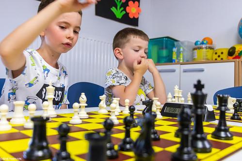 IX Turniej Szachowy o Mistrzostwo Przedszkola Europejska Akademia Dziecka-33