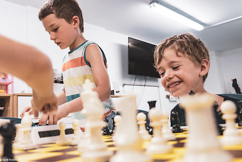 IX Turniej Szachowy o Mistrzostwo Przedszkola Europejska Akademia Dziecka-32