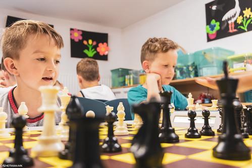 IX Turniej Szachowy o Mistrzostwo Przedszkola Europejska Akademia Dziecka-30