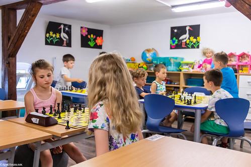 IX Turniej Szachowy o Mistrzostwo Przedszkola Europejska Akademia Dziecka-27